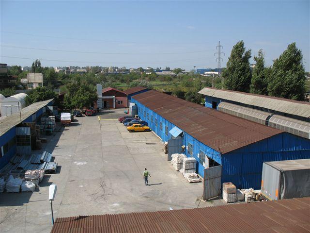 Vand platforma industriala zona Vlaicu