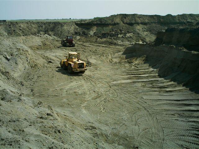 Vand balastiera in Zimand
