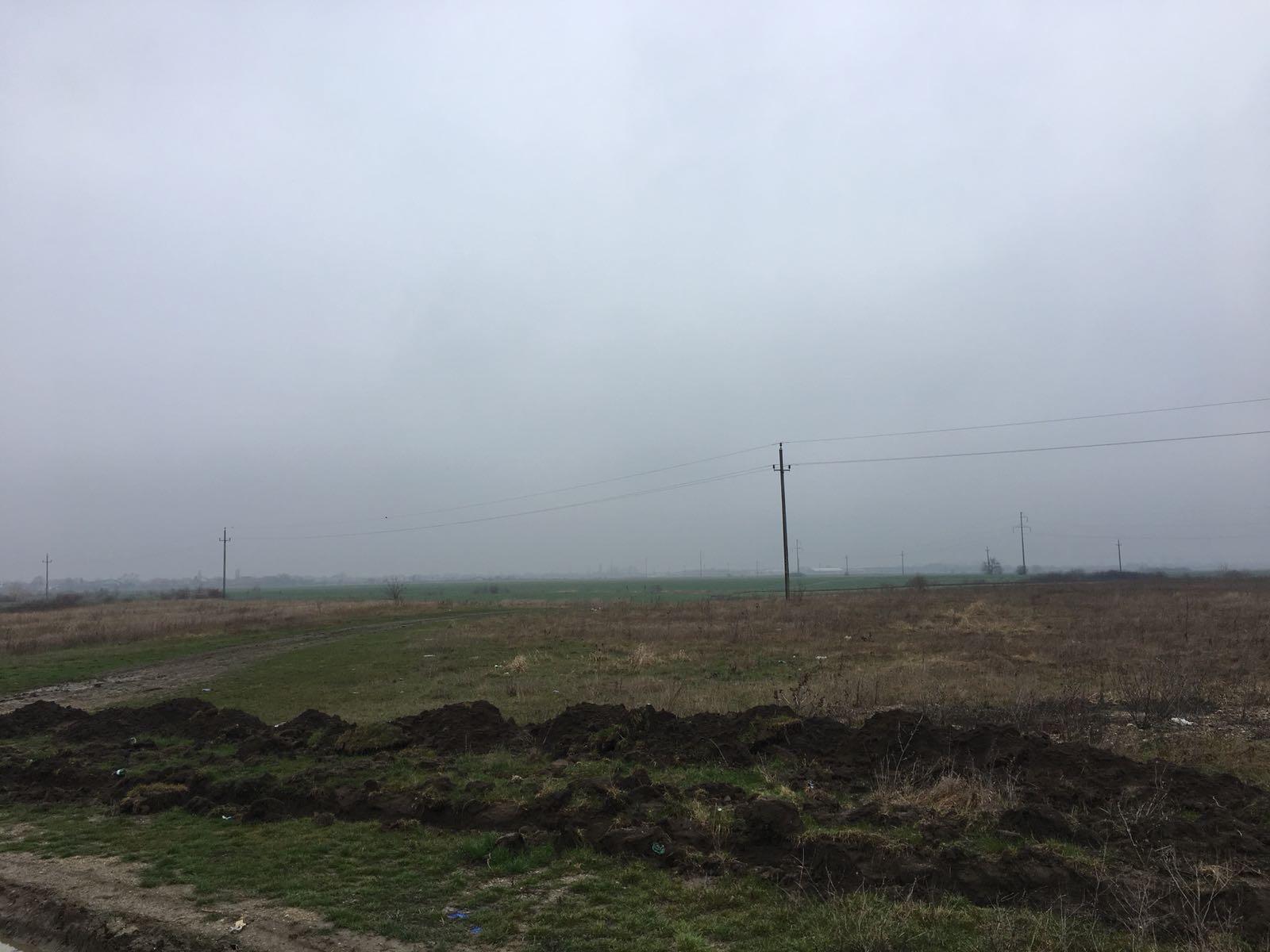 Vand teren zona Gradiste