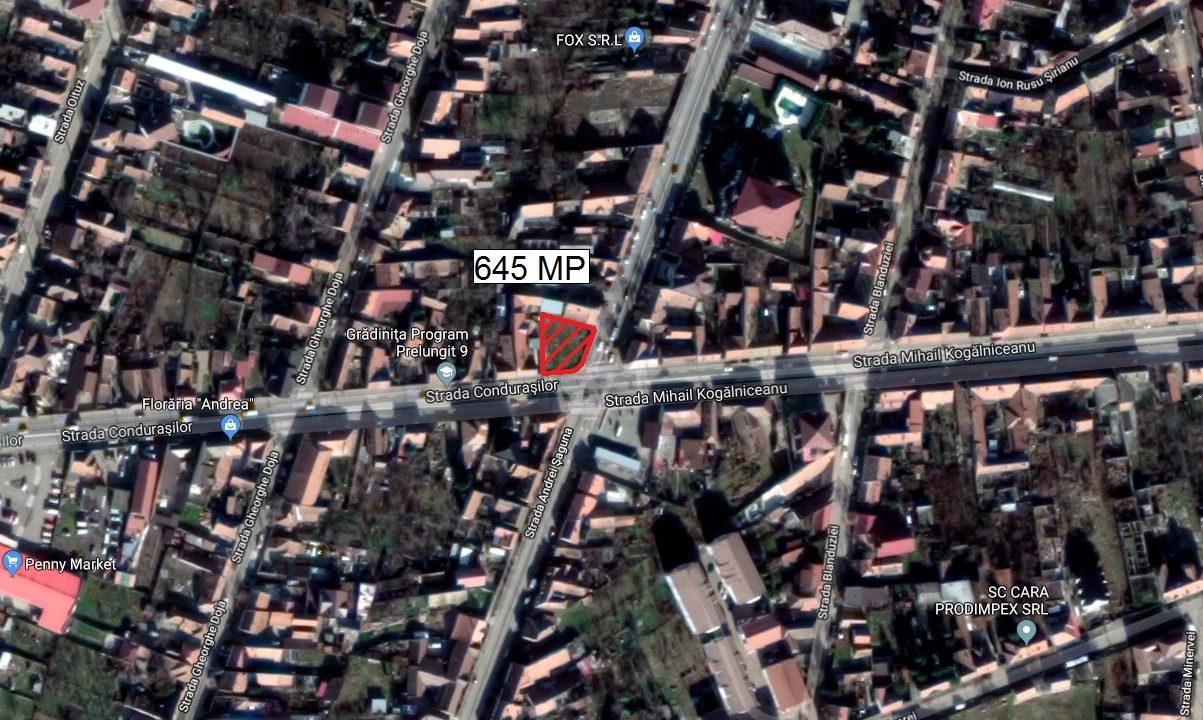 locatie teren