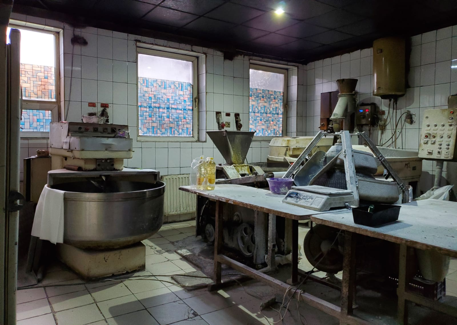 Vand brutarie in Ghioroc