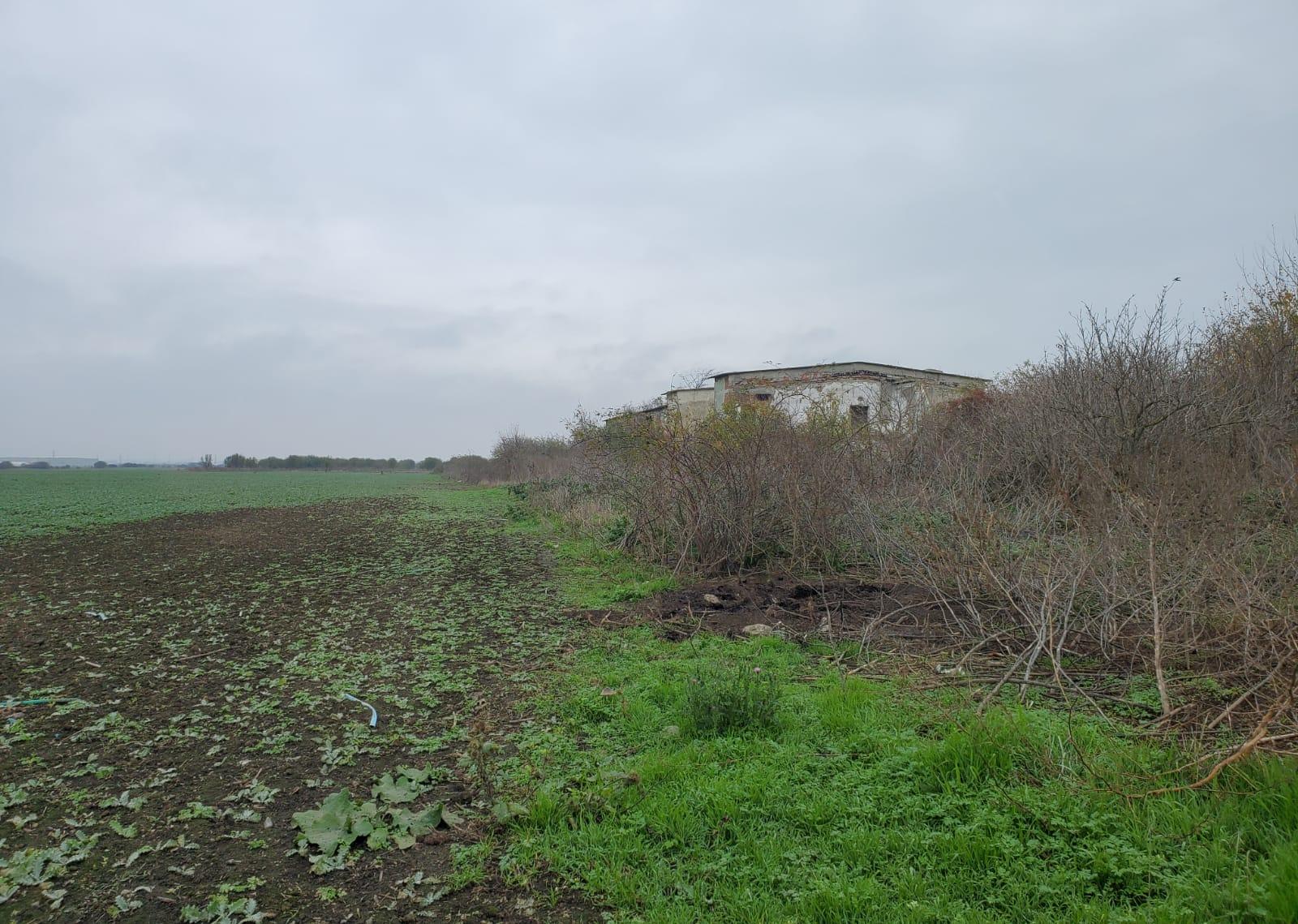 Vand teren zona Aradul Nou la iesirea spre Timisoara