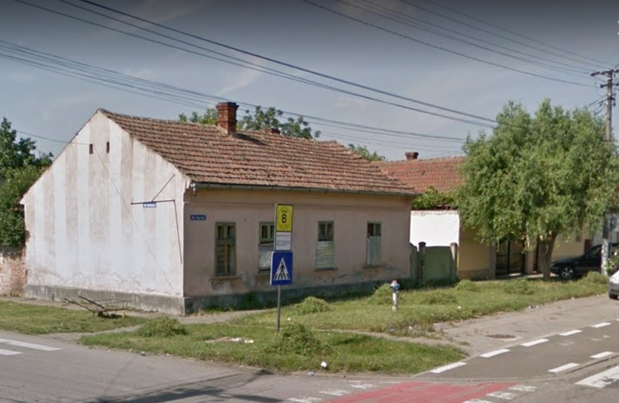 Vand casa de demolat cu teren zona Aradul Nou